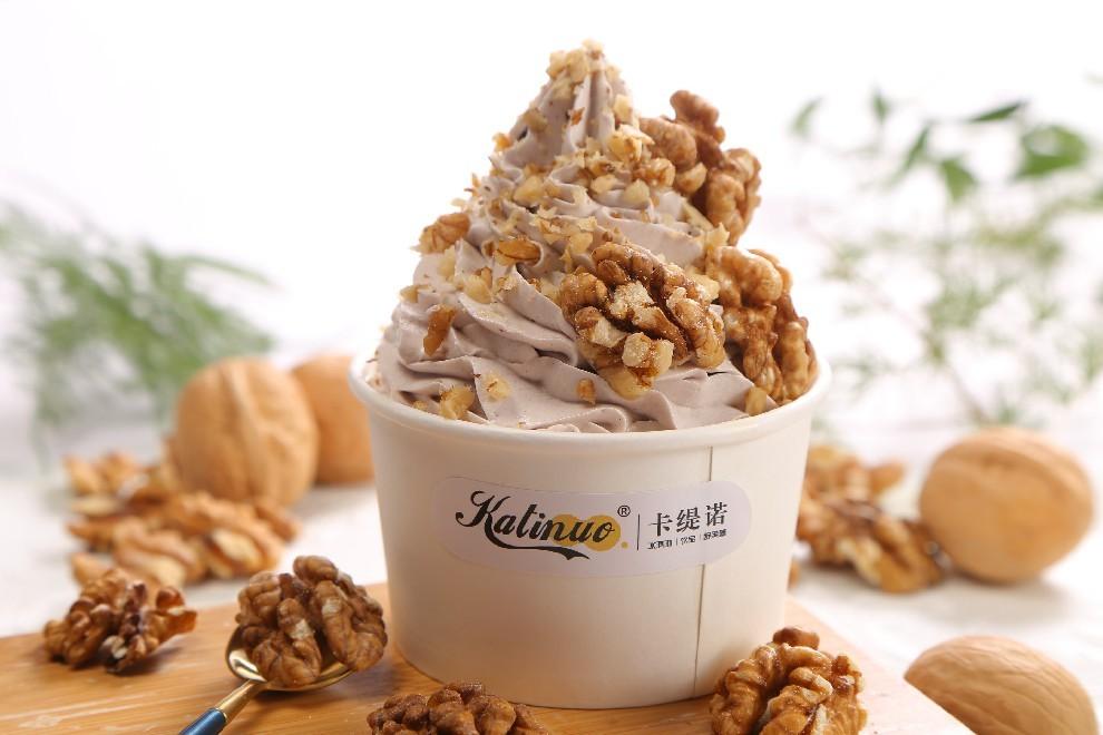 冰激凌加盟卡缇诺加盟靠谱么出众品质