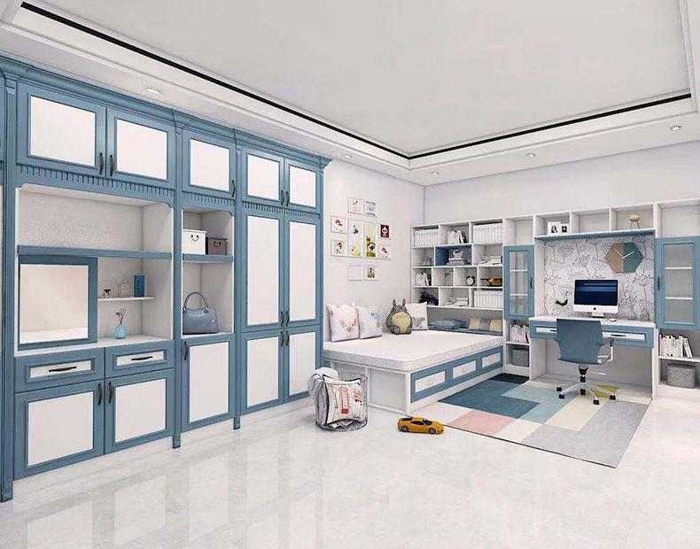 为什么选铝制家具?朗柜铝制智能家具科技服务生活