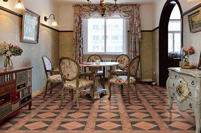 自发热地板加盟马克马丁瓷砖引领行业时尚潮流 轻松经营