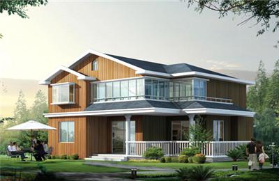 轻钢房子多少钱一平方 湖南美居客轻钢别墅 专业品牌值得选择