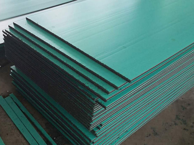 美特朗新型中空塑料建筑模板  走红长江流域