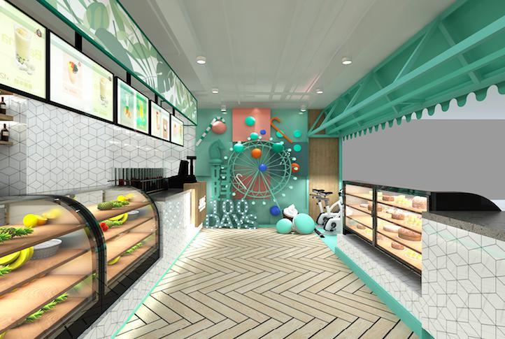 热门品牌 诺尔哈根3D创意冰淇淋不容质疑