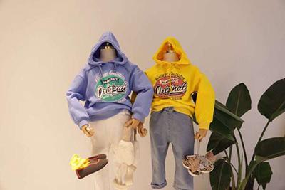小黄麦品牌童装让您人生钱程似锦