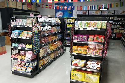 优选进口食品品牌加盟 广州自由自在 细节铸就成功